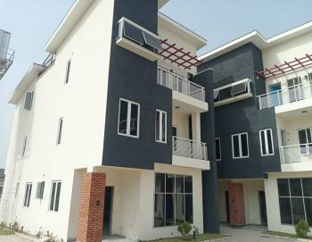Nicely Finished Town Houses, Guzape District, Abuja, Terraced Duplex for Sale