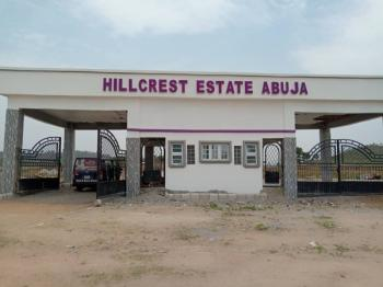 Hillcrest Estate, Sabon-lugbe, Lugbe District, Abuja, Residential Land for Sale
