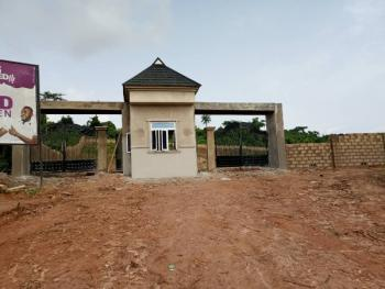 Richmond Court and Garden, Oke Mekun Town,eledu Off Akala Express Ibadan, Oluyole, Oyo, Residential Land for Sale