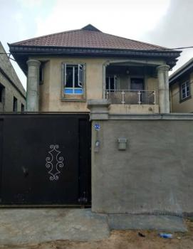 a Well Maintained 4 Bedrooms Fully Detached Duplex, Isolo, Lagos, Detached Duplex for Sale