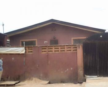2 Units 2 Bedroom Flat on Half Plot, Off Okunola Bus Stop, Egbeda, Alimosho, Lagos, Block of Flats for Sale