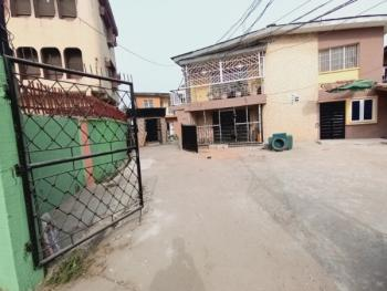 Decent Compact 2 Bedroom Duplex Suitable for Office, Fola Agoro, Yaba, Lagos, Detached Duplex for Rent