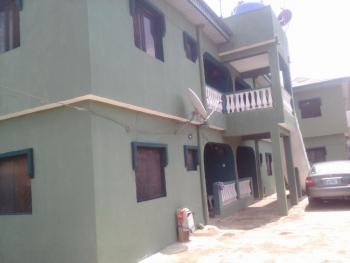 2 Bedroom Flat, Mukoro Junction Adexson Vulcanizer Bus Stop, Akesan, Alimosho, Lagos, Flat for Rent