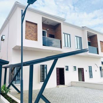 Brand New 4 Bedroom Semu Detached Duplex with a Bq, Ikota Villa Estate, Lekki, Lagos, Semi-detached Duplex for Rent