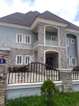 Luxury 5bedroom Duplex (distress), Gwarinpa Estate, Gwarinpa, Abuja, Detached Duplex for Sale