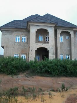 5 Bedroom Duplex 80% Completed, Gwarinpa Estate, Gwarinpa, Abuja, Detached Duplex for Sale