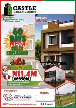 Castle Green Courts, Sangotedo, Ajah, Lagos, Residential Land for Sale
