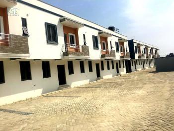 Lovely 3 Bedrooms Terraced Duplex, Orchid Hotel Road By Second Toll Gate Lekki, Lafiaji, Lekki, Lagos, Terraced Duplex for Sale