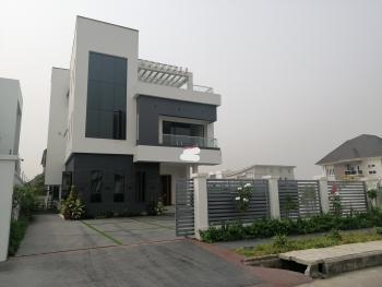 Five Bedrooms Luxury Detached Duplex with Pool, Pinnock Beach Estate, Osapa, Lekki, Lagos, Detached Duplex for Sale