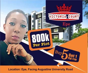 Victoria Court, Epe, Lagos, Mixed-use Land for Sale