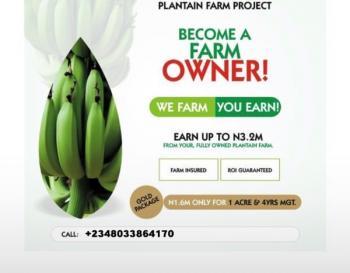 Investment, Obafemi Owode, Ogun, Mixed-use Land for Sale