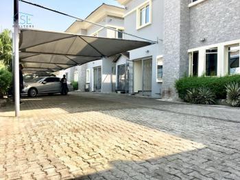 Beautiful 5 Bedrooms Semi Detached Duplex, Lekki Phase 1, Lekki, Lagos, Semi-detached Duplex for Rent