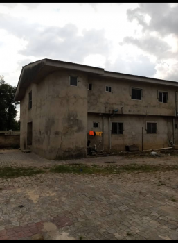 an Uncompleted Storey Building, Okwokoko Along Warri Porthacourt Road, Uvwie, Delta, Hotel / Guest House for Sale