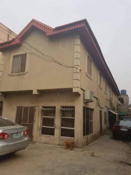 a Lovely Block of 4 Flats,3bedroom Each at Akoka, Akoka, Yaba, Lagos, Block of Flats for Sale