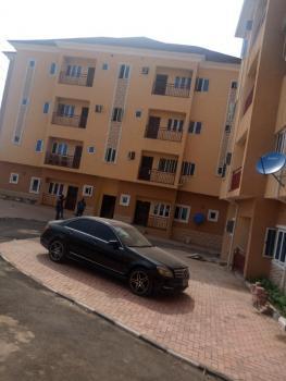 New 3 Bedroom Flat, Behind Zartech, Wuye, Abuja, Flat for Rent