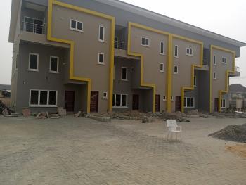 2 Bedroom Flat Paint House, Orchid Road, Lafiaji, Lekki, Lagos, Terraced Duplex for Rent
