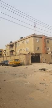 Decent Block of 6 Numbers 3 Bedroom Flat, Olabisi Osho Off Medina Road, Soluyi, Gbagada, Lagos, Block of Flats for Sale