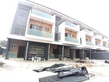Luxury Brand New 4 Bedroom Terraced Duplex, Osborne, Ikoyi, Lagos, Semi-detached Duplex for Sale