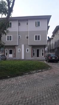 4 Bedroom Terraced Duplex, Royal Estate Connal Road, Yaba, Lagos, Terraced Duplex for Rent