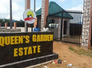 Land in an Estate, Queens Garden Estate 15 Min From Nnamdi Azikiwe Int. Airport., Kuje, Abuja, Residential Land for Sale