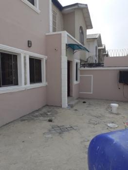 4 Bedroom Semi Detached + 2 Rooms Bq, Femi Okunu, Jakande, Lekki, Lagos, Semi-detached Duplex for Rent