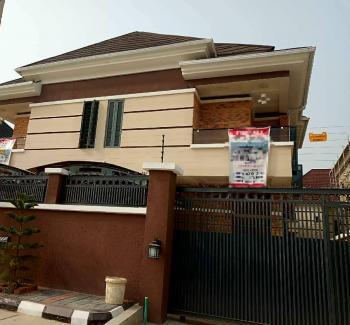 Brand New 4 Bedroom Semi Detached with Bq, Chevron, Lekki, Lagos, Semi-detached Duplex for Sale