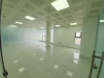 Serviced Partitioned Office Space - 50sqm, Adeola Odeku Street, Victoria Island (vi), Lagos, Office Space for Rent