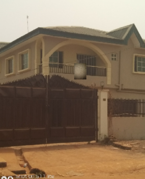 3 Bedroom Apartment, Off Old Ondo-benin Road, Oregun, Ijebu Ode, Ogun, Flat for Rent
