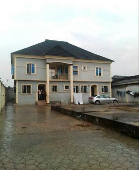 4 Bedroom Duplex with a Room Bq, New Oko Oba, Abule Egba., Ifako-ijaiye, Lagos, Detached Duplex for Sale