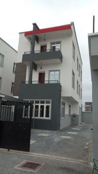 Luxury Five Bedroom Detached House, Lekki Phase 1, Lekki, Lagos, Semi-detached Duplex for Rent