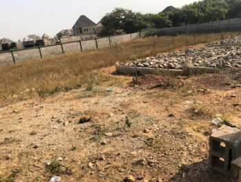 Residential Land Measuring 2300sqm, Asokoro, Asokoro District, Abuja, Residential Land for Sale