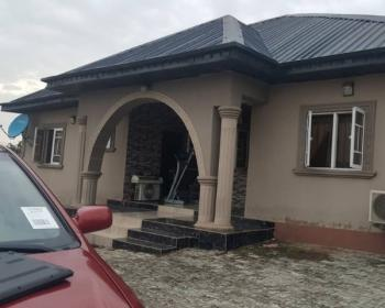 Exquisitely Finished 5 Bedroom Bungalow with 2 Living Rooms., Gasline Adiyan,, Agbado, Ifo, Ogun, Detached Bungalow for Sale