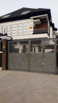 Newly Built 4 Bedroom Semi-detached House, Chevy View Estate Lekki, Chevy View Estate, Lekki, Lagos, Semi-detached Duplex for Sale