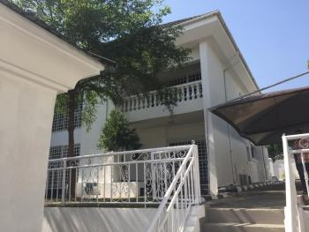 Serviced 4bedrooms Semi Detached Duplex + Bq, Off Ibb Boulevard Way, Maitama District, Abuja, Semi-detached Duplex for Rent