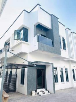 New Year Promo 4 Bedroom Semi-detached Duplex, Orchid Rd, Lafiaji, Lekki, Lagos, Semi-detached Duplex for Sale