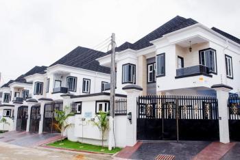 4 Bedroom Semi Detached with Bq in an Estate, Chevron Drive, Lekki Phase 1, Lekki, Lagos, Semi-detached Duplex for Sale