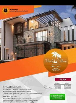 Peach Palms, Abijo Gra, Lekki Gardens Estate, Ajah, Lagos, Residential Land for Sale
