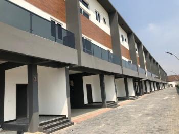 Newly Built 4 Bedroom Terrace Duplex, Ikate Elegushi, Ikate Elegushi, Lekki, Lagos, Terraced Duplex for Sale