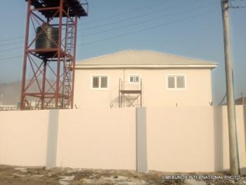 Brand New Stadium Size 1bedroom with 2 Toilet, Landmark Is Main Kubwa Market, Kubwa, Abuja, Flat for Rent