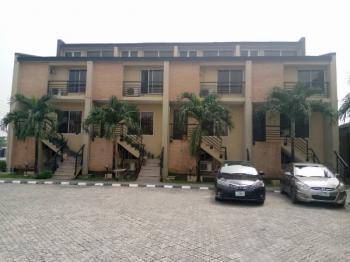 Serviced 4 Bedroom Terrace Duplex All Rooms Ensuite, Off Admiralty, Lekki Phase 1, Lekki, Lagos, Terraced Duplex for Rent
