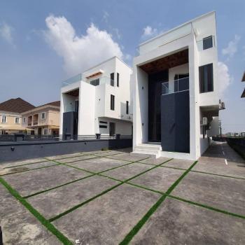Lovely Uniquely Built 5 Bedroom Duplex, Osapa, Lekki, Lagos, Detached Duplex for Sale