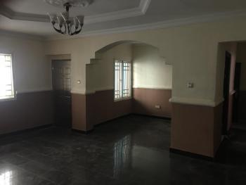 3 Bedroom Flat, Off St. Finbarrs Road, Akoka, Yaba, Lagos, Flat for Rent