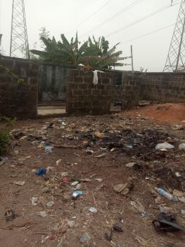 Just Out Now an Half Plot of Land, Egbeda Okunola Road Egbeda Lagos, Egbeda, Alimosho, Lagos, Residential Land for Sale