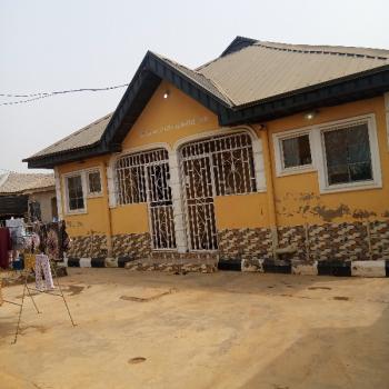 Clean Mini Flat Tiles Floor with 2 Toilet, Itele Ogun State Close to Ayobo, Ipaja, Lagos, Flat for Rent