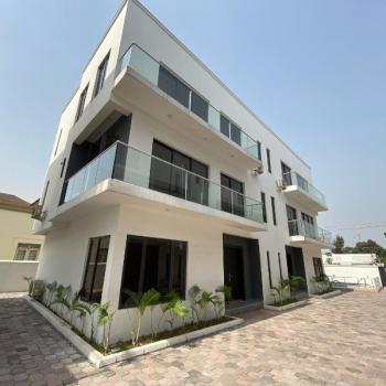 Luxury  4 Bedroom Duplex with Excellent Facilities, Old Ikoyi, Ikoyi, Lagos, Semi-detached Duplex for Sale
