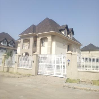 6 Bedroom Detached House with 2 Room Bq, Apo, Abuja, Detached Duplex for Sale