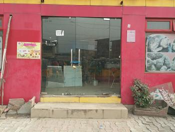 Bungalow Open Space/eatery Facing Motor Park, Dopemu, Agege, Lagos, Shop for Rent