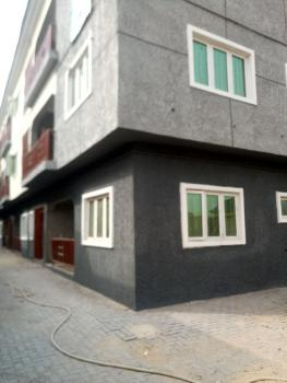 a Brand Newly Built Modern Ensuites 2 Bedroom, New Town Estate, Iponri, Surulere, Lagos, Flat for Rent