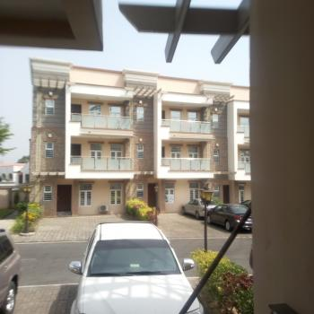 4 Bedroom Terraced House with 1 Room Bq, Wuse 2, Abuja, Terraced Duplex for Rent