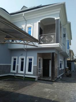 Newly Built and Well Finished with Architectural Designed 4bedroom Dup, Diamond Estate, Sangotedo, Ajah, Lagos, Semi-detached Duplex for Sale